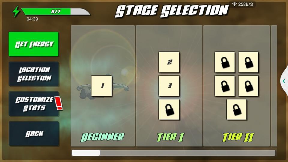 进击的勇士破解版游戏截图5