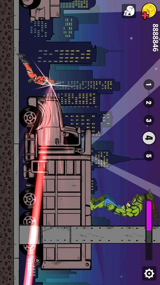 无力英雄破解版游戏截图1